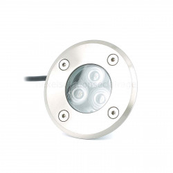 Spot led in-ground 3W IP67