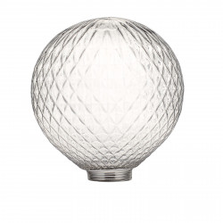 Globe diam. 125 mm Transparent