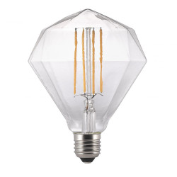 Ampoule Led décorative diamant